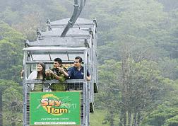 Sky Tram Aerial Tram Ride - Sky Adventures Monteverde