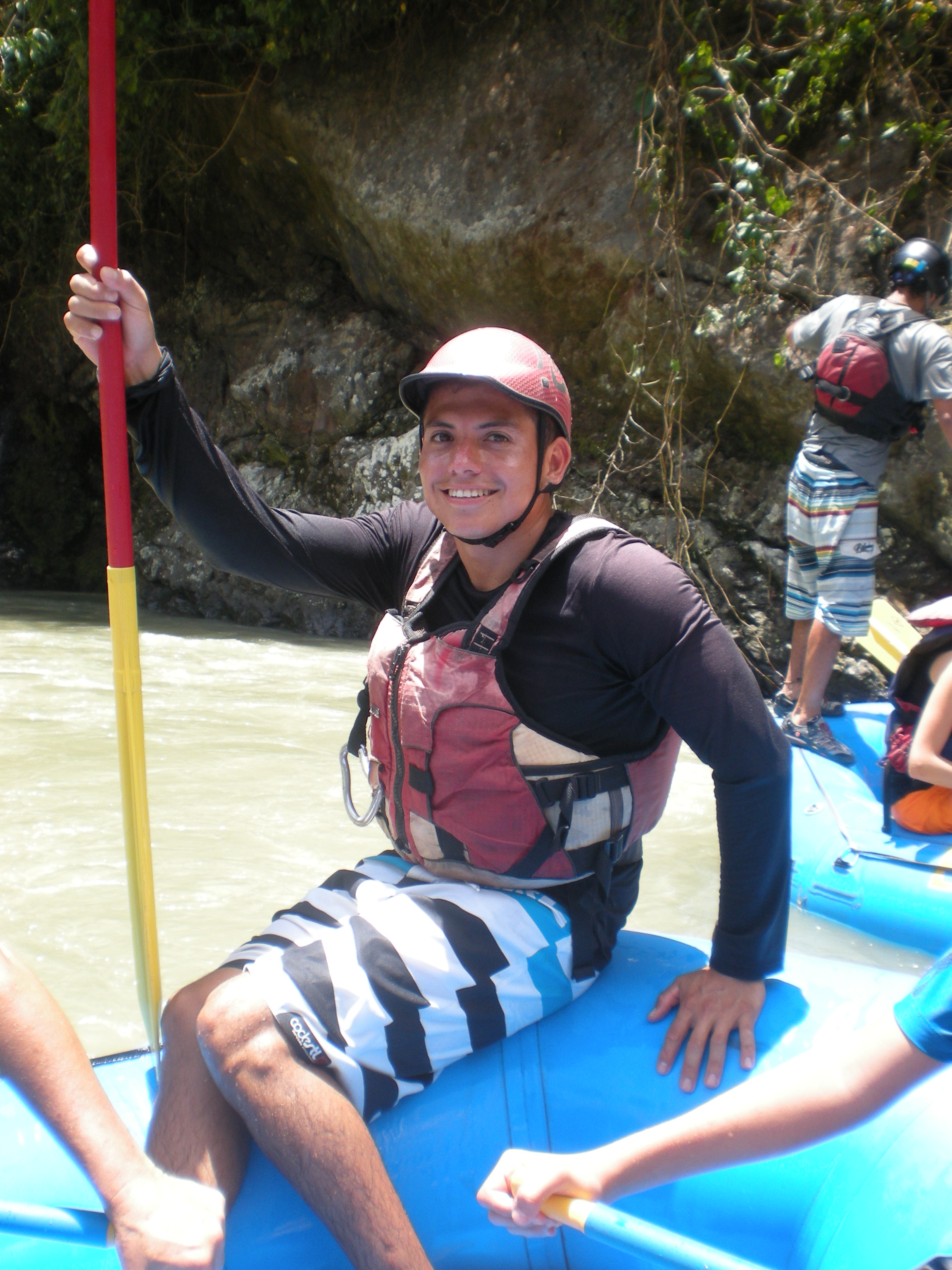 The Best River For Rafting In Costa Rica