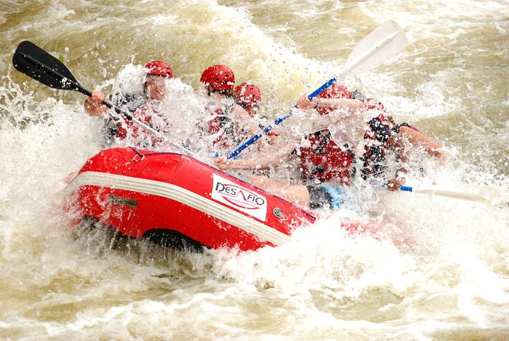 Toro River Rafting Tour