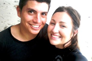 Ricky and Nikki - Playa Espadilla