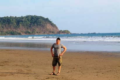 Central Pacific beaches