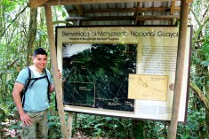 Ricky - Guayabo National Monument