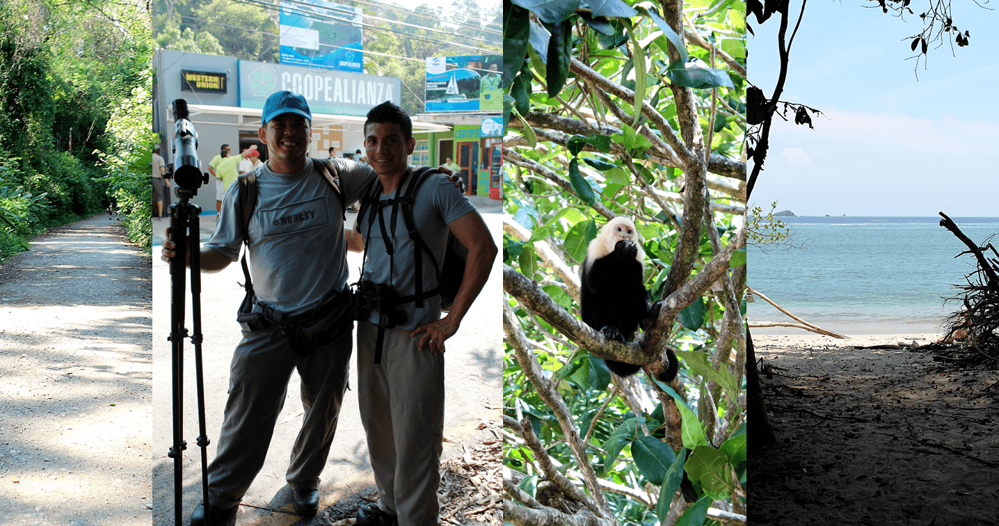 Sloths, Snakes, Sunshine, And So Much More At Costa Rica's Manuel Antonio National Park