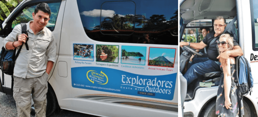 Costa Rica Tour Transportation: How To Use Tours To Travel Between Destinations