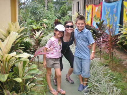 Costa Rica with kids