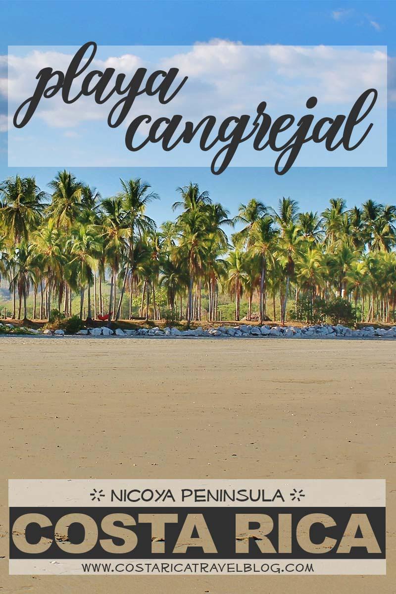 Playa Cangrejal Costa Rica