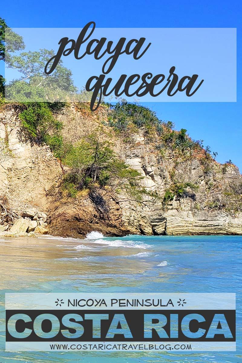 Playa Quesera Costa Rica