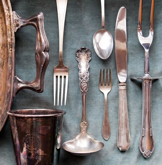 Rengöring av silver
