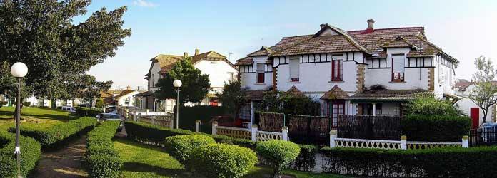 Huelva, Queen Victoria District