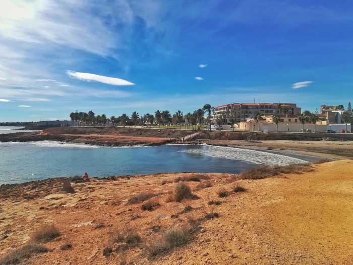 Cala Mosca, Playa Flamenca