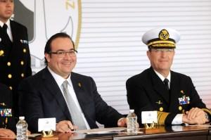 Javier Duarte de Ochoa, Gobernador de Veracruz, presidirá los festejos del centenario.