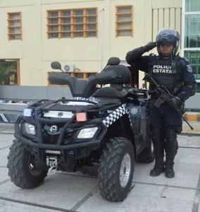 Los nuevos elementos tendrán equipamiento en Seguridad.