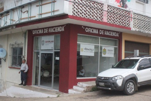 HACIENDA ESTATAL DE AGUA DULCE
