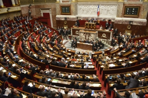 Asamblea Nacional Nueva reforma de las pensiones en Francia