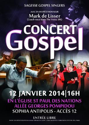 Concierto Gospel