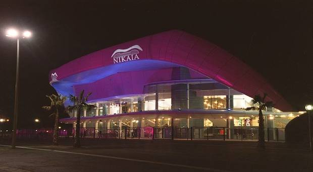 Palacio Nikaia conciertos en la costa azul