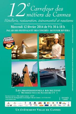 Empleo Cannes: sector turismo y náutica