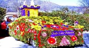 Fiesta Violeta Tourrettes