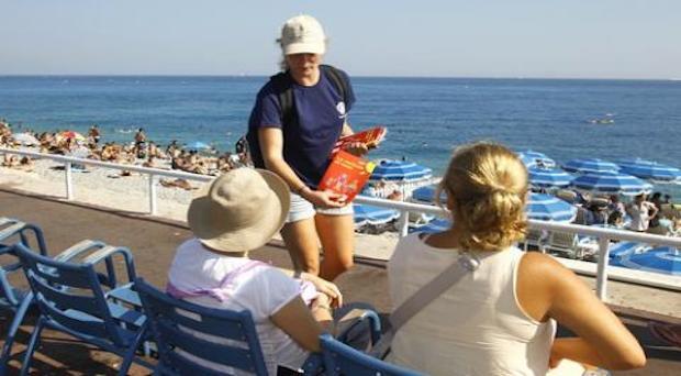 Empleos de verano en niza