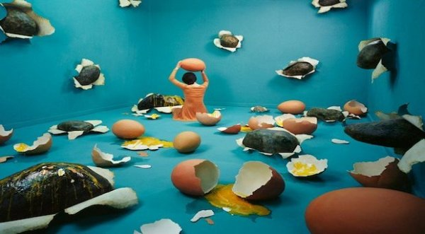 El universo en miniatura de Lee JeeYoung, en Opio