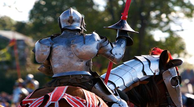 Un viaje a la época de los Templarios en Biot