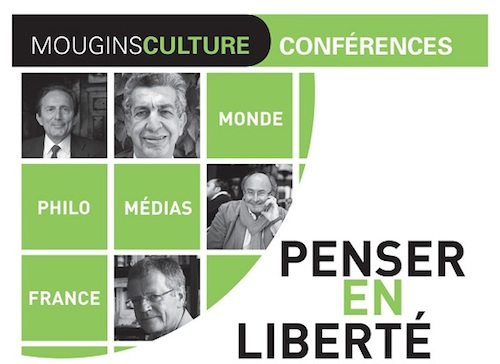 Conferencias Mougins