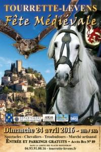 Fiesta Medieval en Tourrette-Levens @ Tourrette-Levens | Provenza-Alpes-Costa Azul | Francia