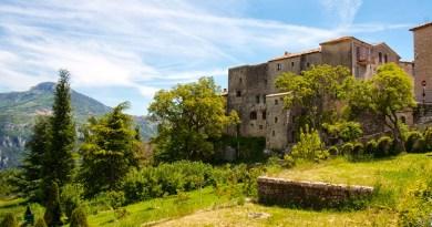 El pueblo de Gourdon, entre los preferidos de Francia