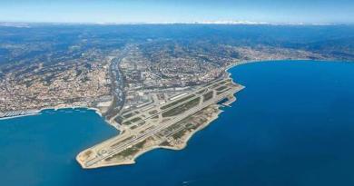 Aeropuerto de Niza