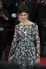 Audrey Tautou Cannes 2014