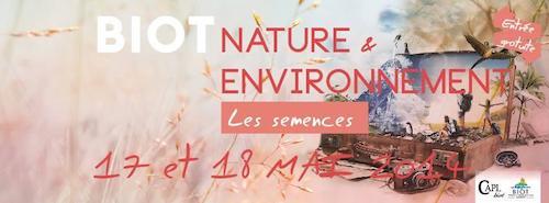Biot Naturaleza y Medioambiente
