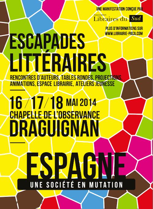 Escapadas literarias Draguignan Espana