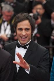 Gael Garcia Cannes 2014