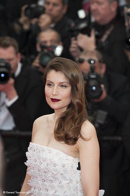 Laeticia Casta en el Festival de Cannes 2014