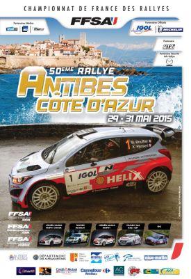 Rallye de Antibes 2015