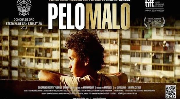 Cine espanol Pelo Malo Grasse