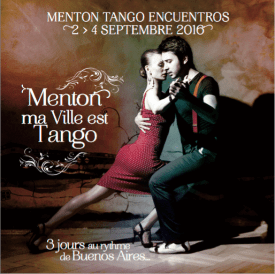 Festival Tango Menton 2016