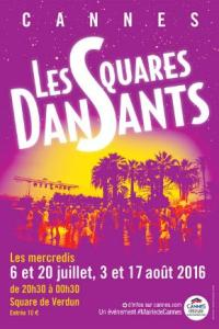 Noches dansantes Cannes