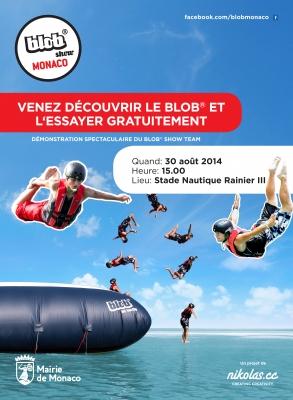 Blob Show en Mónaco