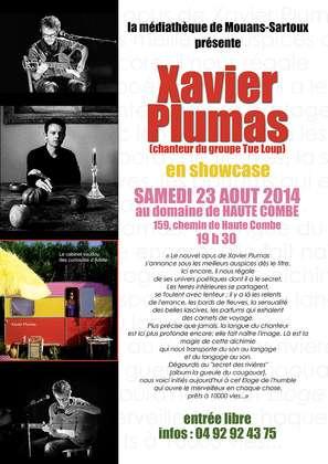 Xavier Plumas en Mouans-Sartoux