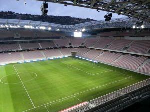 Interior Estadio Niza