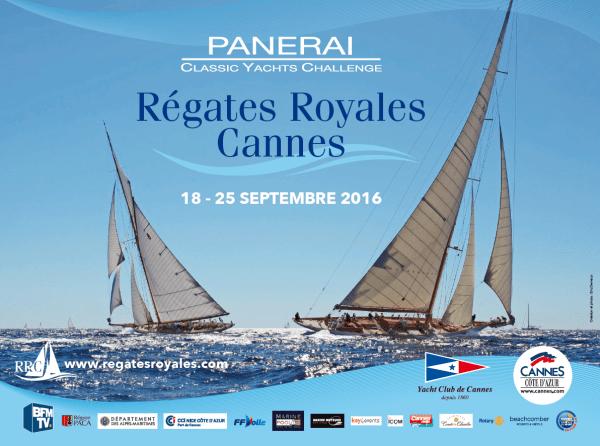 Regatas Reales Cannes 2016
