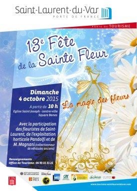 Santa Flor 2015 Saint Laurent