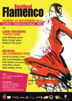Festival de Flamenco Niza
