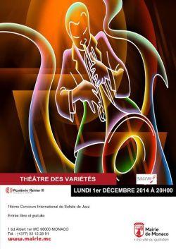 Final 16 concurso de Jazz Monaco