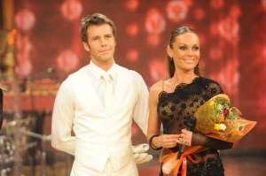 El príncipe heredero en el programa de televisión Ballando con le stelle ©emanuelefiliberto.eu