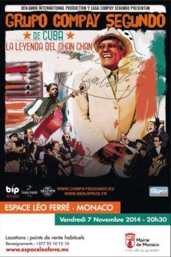 Grupo Compay Segundo Monaco