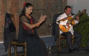 Isabel Cortes y Luis de Almeria