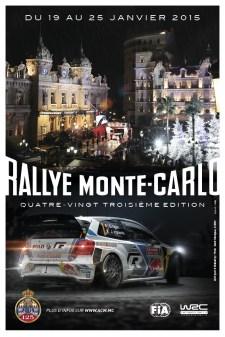 Rallye de Montecarlo 2015
