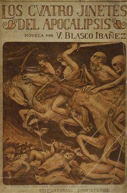 Los Cuatro Jinetes del Apocalipsis- Blasco Ibanez